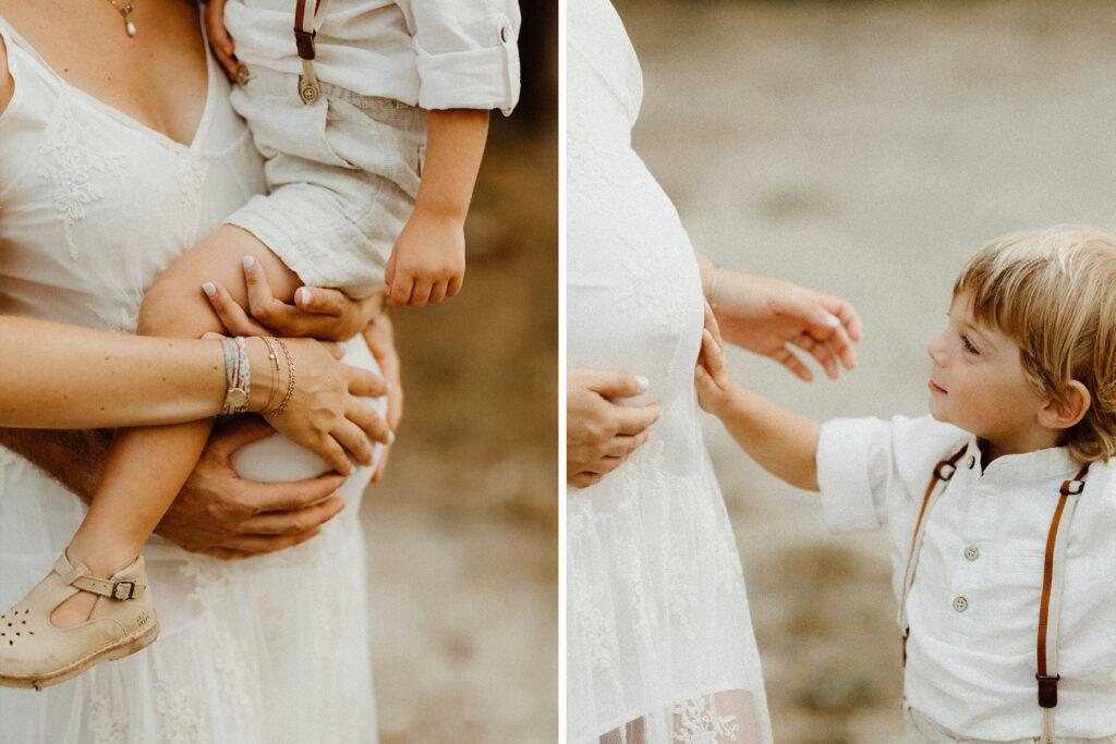 Détails séance grossesse